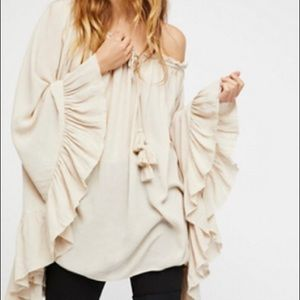 🌟🌟FREE PEOPLE Here to Stay Tunic!🌟🌟